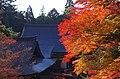 神護寺 京都市右京区 Jingoji 2013.11.21 - panoramio (1).jpg