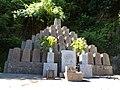 薩摩義士碑 Memorial for the loyal retainers of Satsuma - panoramio.jpg