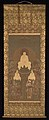 釈迦三尊十六善神像-Shakyamuni Triad with the Sixteen Protectors of the Great Wisdom Sutra MET DP271398.jpg