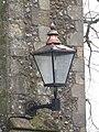 -2020-01-14 Street Lantern, Saint Andrew the Apostle, Holt.JPG