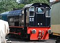 0-6-0 DM, Hudswell Clarke, Works No.1076, No.4022, built 1958.jpg