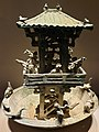0025 - 0220 Green-glazed Pottery Water Pavilion Eastern Han Dynasty National Museum of China anagoria.jpg