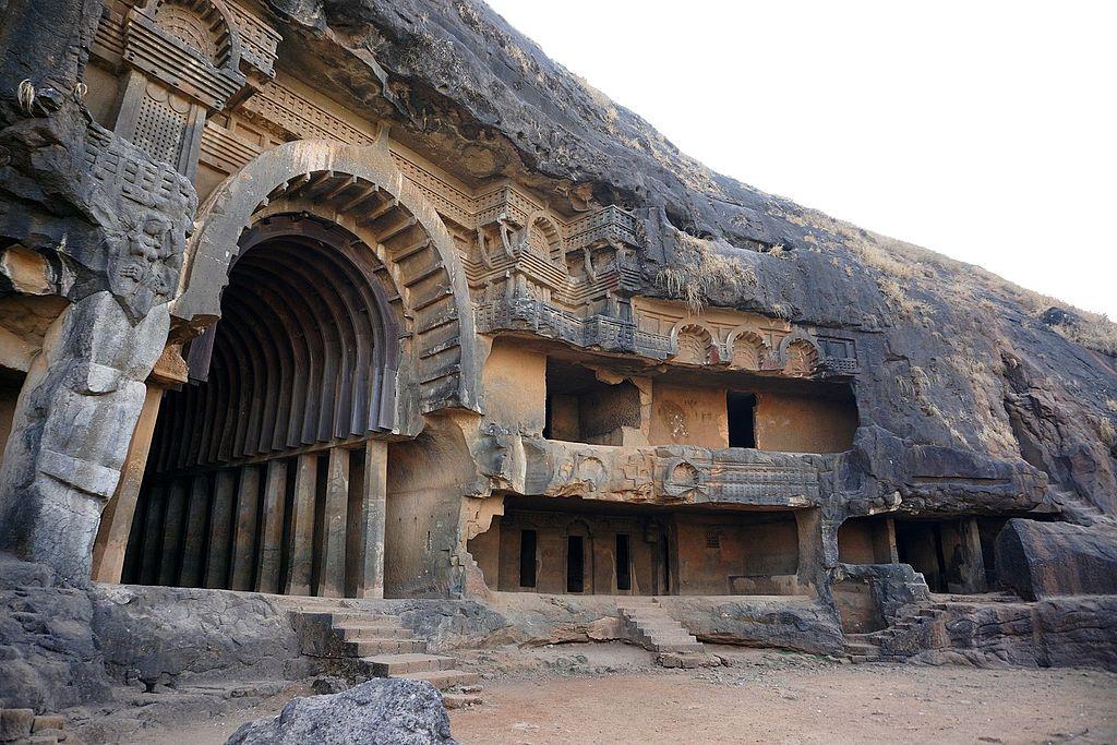 006 Chaitya Hall and other Caves (33563415791).jpg