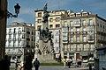 0092 Pl. de la Virgen Blanca i monument a la Batalla de Vitòria.JPG