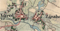 02021-05-28 (3) Galicia and Bucovina (1861–1864) - Second military survey of the Habsburg Empire, Lipsko.png