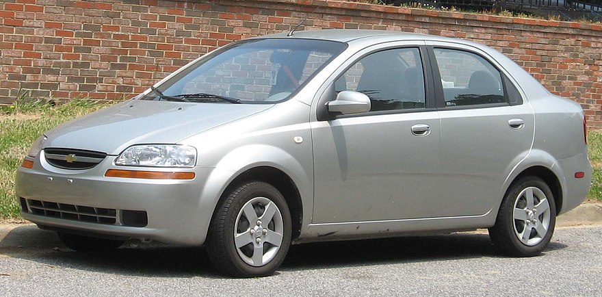 Chevrolet Aveo The Reader Wiki Reader View Of Wikipedia