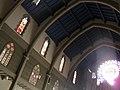 058 Església de Sant Esteve (Granollers), arcs de la nau.jpg