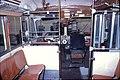 060L28220979 Tag der offenen Tür, HW Simmering, Halle, Bus Typ 5GFST 9918, innen, Fahrerplatz.jpg