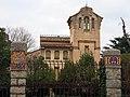 082 Casa Barbey, façana del Passeig 5 (la Garriga).JPG