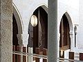 084 Palau Reial de Vilafranca del Penedès, pati.JPG