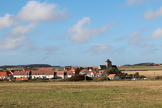 Audresselles - The village