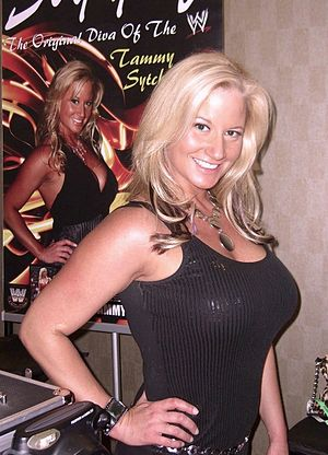 Tammy Lynn Sytch - Sytch at the Big Apple Convention in Manhattan, October 2, 2010.
