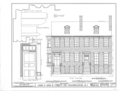 1000 and 1002 B Street Southwest (House), Washington, District of Columbia, DC HABS DC,WASH,126- (sheet 2 of 3).png