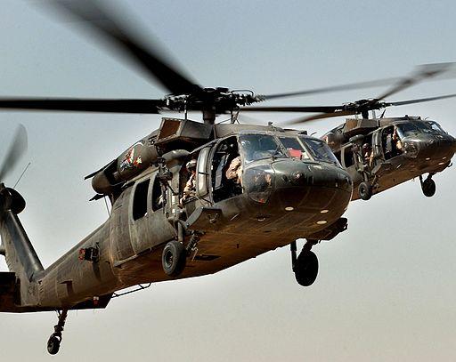 101st Airborne Div at Tikrit
