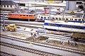 109R28161083 von Wirtschaftsuniversität, Bereich Franz Josefs Bahnhof, Gleisbauarbeiten, Lok 1046, Lok 4030.jpg