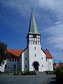 110718-Roenne-Sankt Nicolai Kirke.JPG