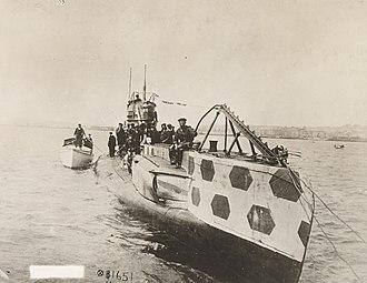 SM U-56 - Image: 111 SC 41651 NARA 55242510 cropped