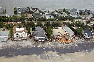 Devastation of Superstorm Sanda