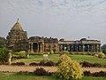 12th century Mahadeva temple, Itagi, Karnataka India - 109.jpg