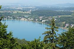130722-Klopeiner See von Georgieberg.JPG