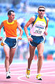 141100 - Athletics track Gerrard Gosens guide action 2- 3b - 2000 Sydney race photo.jpg