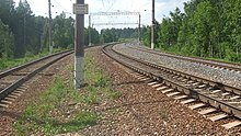 142 km BMO railway platform (view to west).JPG