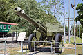 152 mm D-1 howitzer model 1943 in the Great Patriotic War Museum 5-jun-2014.jpg