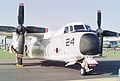 162143 JM-24 Grumman C-2A Greyhound (G-123) (cn 23) US Navy. (5693549425) (4).jpg