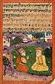 1733 CE Janamsakhi British Library MS Panj B 40, Guru Nanak hagiography 1, Bhai Sangu Mal.jpg