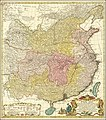 1740 map of China, published by Homannsche Erben.jpg