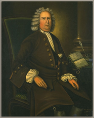 Portrait of Cornelius Waldo
