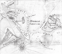 1795 Ocracoke Inlet map Jonathon Price.png