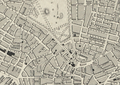 1838 TremontRow TemontSt map Tallis Boston BPLM8774.png