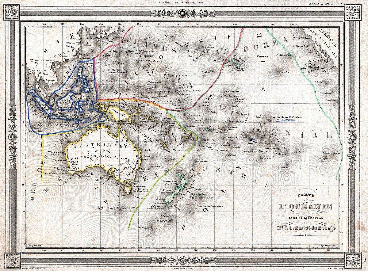 History of Oceania - Wikipedia