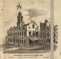 1852 OldStateHouse2 Boston McIntyre map detail.png
