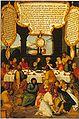 187 Württemberg und Mömpelgard Mömpelgarder Altar Abendmahl und Fußwaschung.jpg