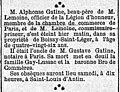 18910911 - Le Gaulois - Nécrologie - Alphonse Gatine.jpg