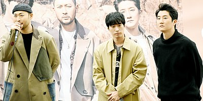 Picture of a band or musician: Epik High
