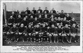 1915 Pittsburgh Panthers football team American college football season