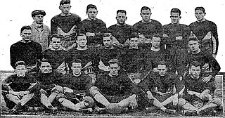 1917 Georgia Tech Golden Tornado football team American college football season