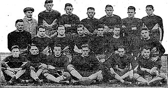 1917 Georgia Tech Golden Tornado football team - Image: 1917 Georgia Tech Golden Tornado football team