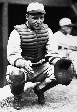 Ray Schalk - Schalk with the Chicago White Sox in 1920