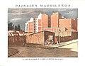 1924-02-23, La Esfera, Paisajes madrileños, La calle de Altamirano en el barrio de Argüelles, Sancha.jpg