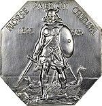 1925 Medal Norse Silver commemorative (obverse).jpg