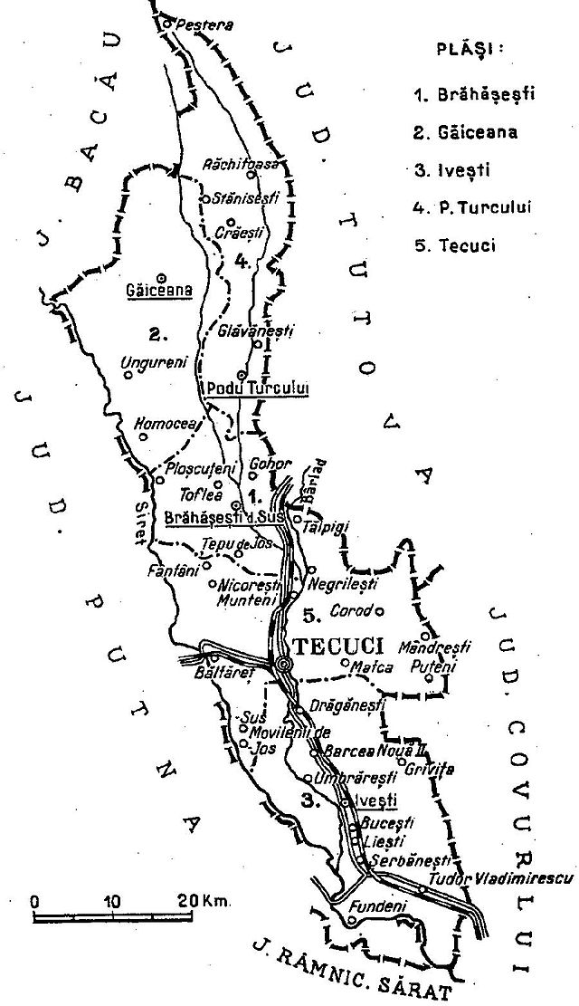 Tecuci County Wikiwand