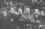 Mao et Staline en 1949.