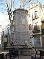 194 Font de la plaça de Miró de Montgròs (Vilanova i la Geltrú).jpg