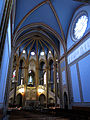 194 Santuari de la Misericòrdia (Canet de Mar), interior de la nau.JPG