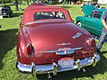 1951 Hudson maroon convertible at 2015 Shenandoah AACA meet 02.jpg