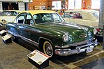 1952 Kaiser Manhattan, Four Door Sedan Model K 522 - Automobile Driving Museum - El Segundo, CA - DSC01448.jpg